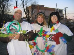 Glenn, Andrea and Rebecca